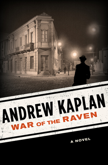 War of the Raven - A Novel - cover