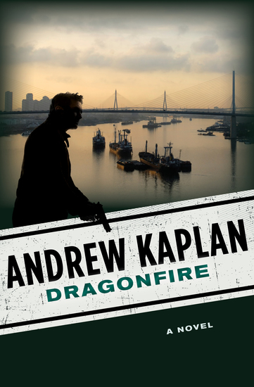 Dragonfire - A Novel - cover