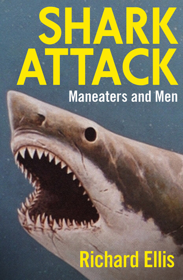 Shark Attack - Maneaters and Men - cover
