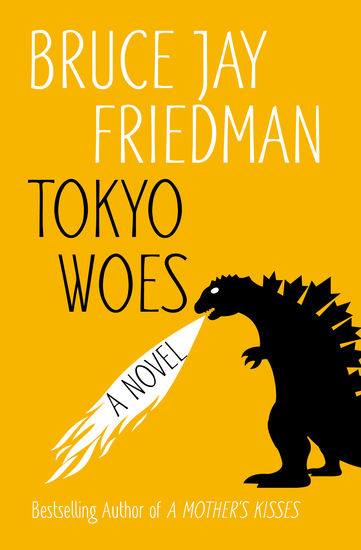 Tokyo Woes - A Novel - cover
