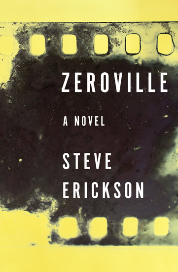 Zeroville - A Novel - cover