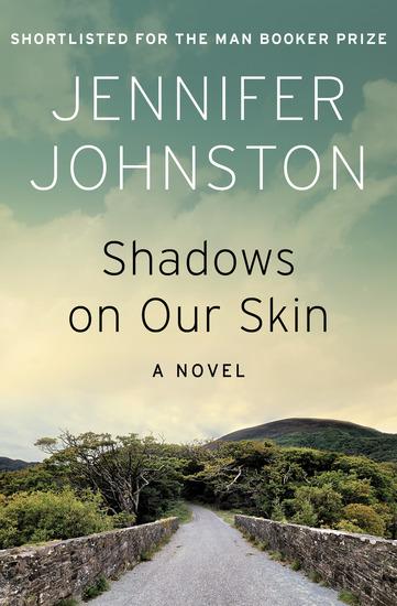 Shadows on Our Skin - A Novel - cover