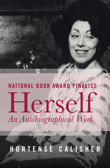Herself - An Autobiographical Work - cover