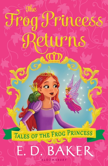 The Frog Princess Returns - cover