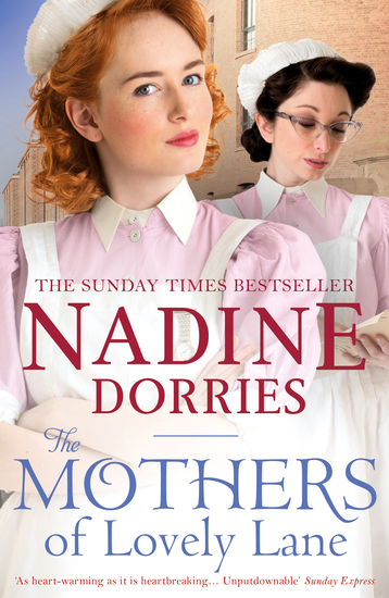 The Mothers of Lovely Lane - cover