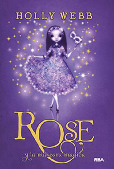 Rose y la máscara mágica - Rose 3 - cover
