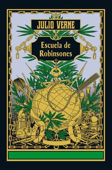 Escuela de Robinsones - cover