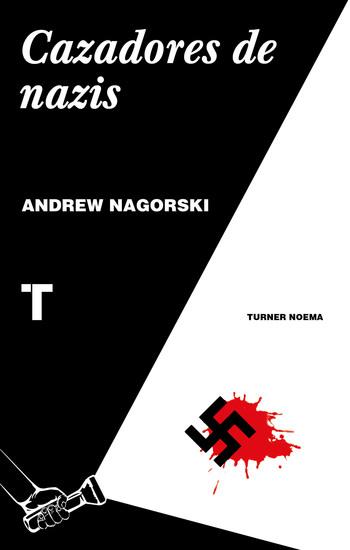Cazadores de nazis - cover