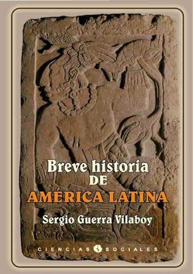 Breve historia de América Latina - cover