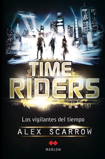 TimeRiders - cover