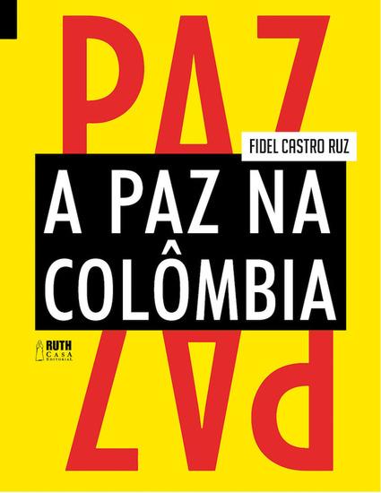 A paz na Colômbia - cover