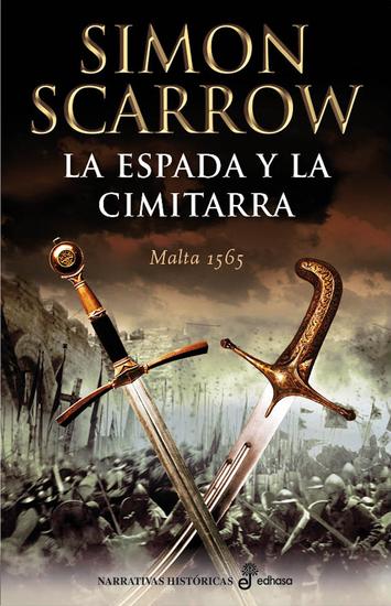 La espada y la cimitarra - Malta 1575 - cover