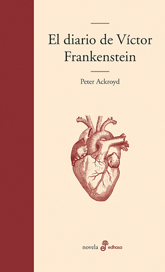 El diario de Víctor Frankenstein - cover