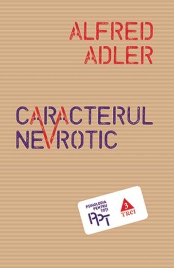 Caracterul nevrotic - cover