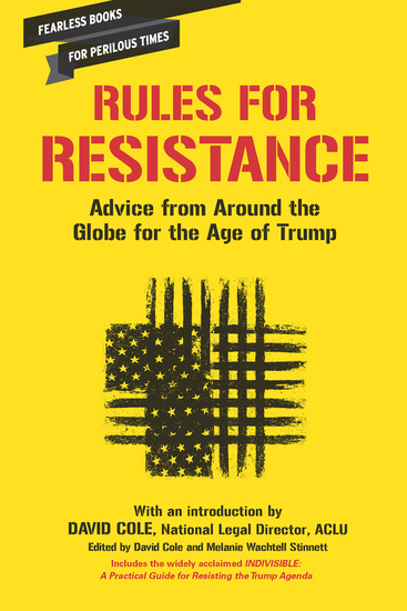 Rules for Resistance - Advice from Around the Globe for the Age of Trump - cover