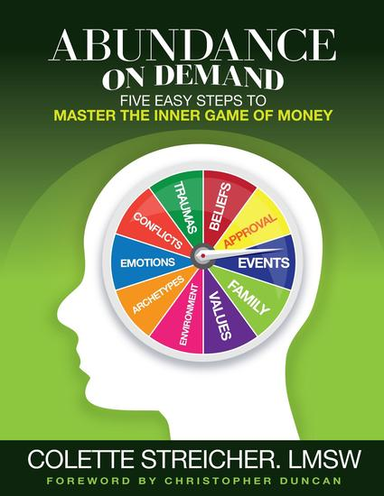 Abundance On Demand - Five Easy Steps to Master The Inner Game of Money - cover
