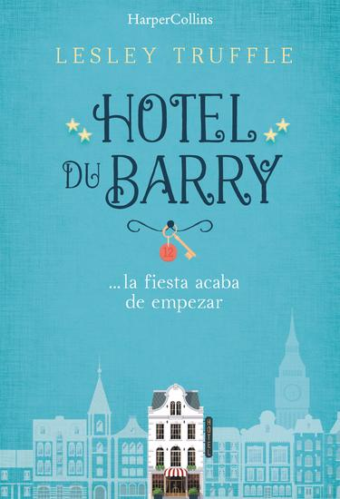 Hotel du Barry - cover