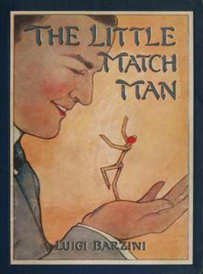 The Little Match Man - cover