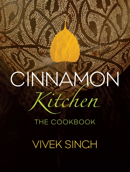 Cinnamon Kitchen - The Cookbook - cover