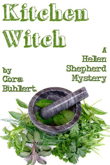 Kitchen Witch - Helen Shepherd Mysteries #10 - cover