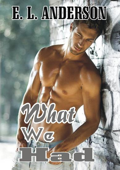 what we had - cover
