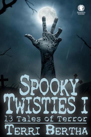 Spooky Twisties I - Spooky Twisties - cover