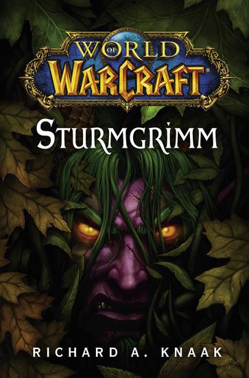 World of Warcraft: Sturmgrimm - Roman zum Game - cover