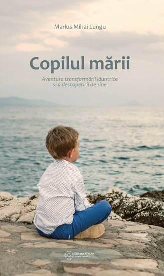 Copilul mării Aventura transformării lăuntrice și a descoperirii de sine - cover