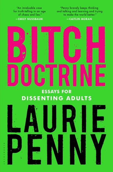 Bitch Doctrine - Essays for Dissenting Adults - cover