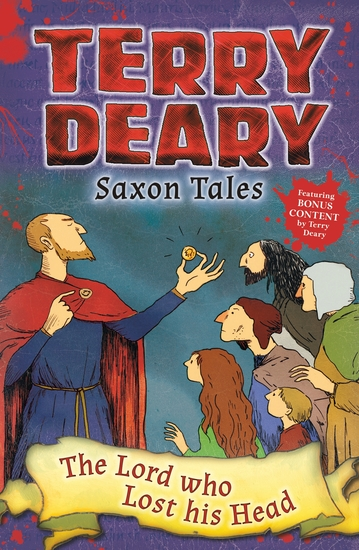 Saxon Tales: The Lord who Lost his Head - cover
