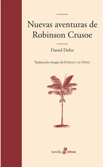 Nuevas aventuras de Robinson Crusoe - cover