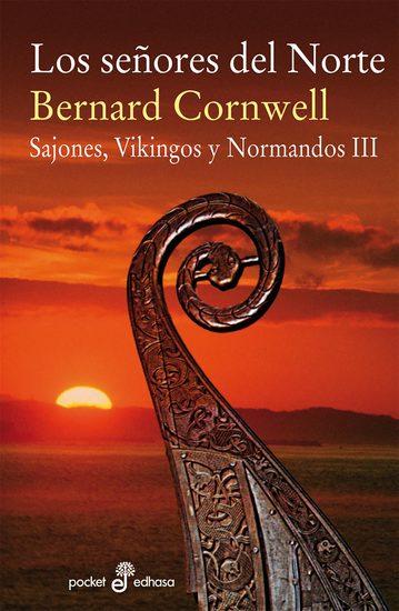 Los señores del Norte - Sajones Vikingos y Normandos III - cover