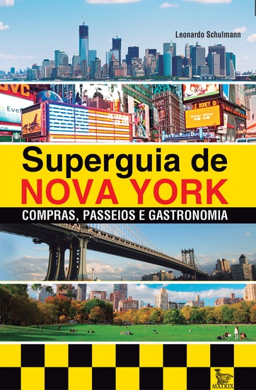 Superguia de Nova York - cover