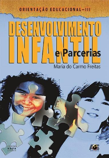 Desenvolvimento infantil e parcerias - cover