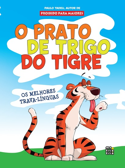 O Prato de Trigo do Tigre - cover