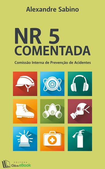 NR 5 comentada - Todas as respostas num só lugar - cover