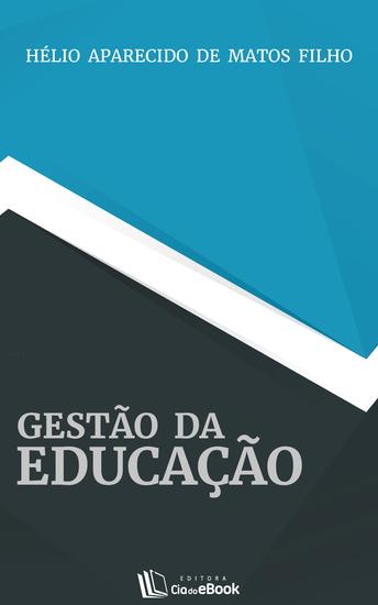 Gestão da educação - cover