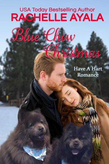 Blue Chow Christmas - Have A Hart Romance #4 - cover