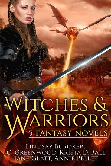 Witches and Warriors - cover