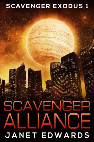 Scavenger Alliance - Scavenger Exodus #1 - cover