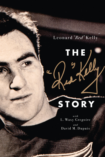 The Red Kelly Story - cover