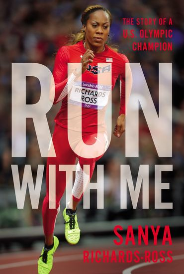 Run with Me - The Story of a US Olympic Champion - cover