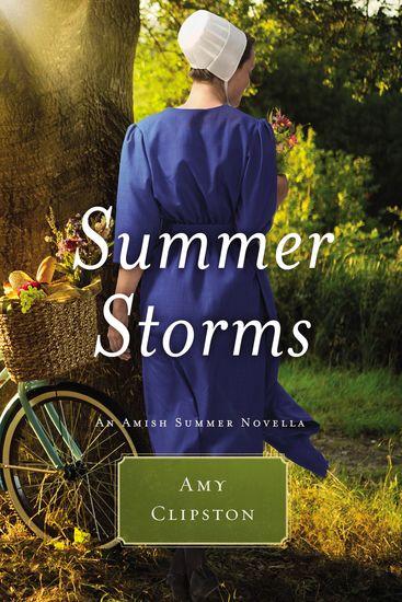 Summer Storms - An Amish Summer Novella - cover