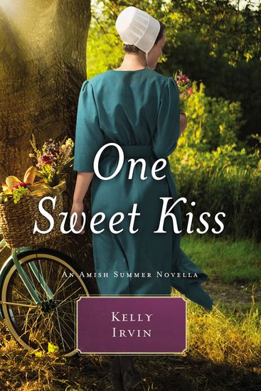 One Sweet Kiss - An Amish Summer Novella - cover