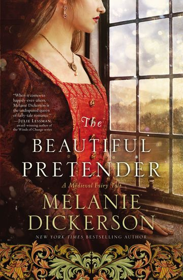 The Beautiful Pretender - cover