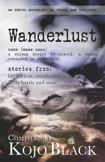 Wanderlust - Five Erotic Tales of Women on the Move - cover