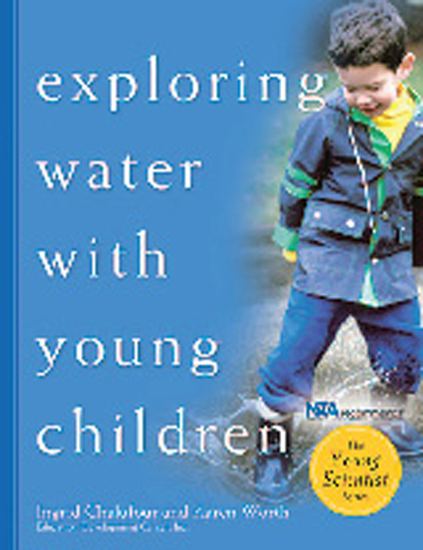 Exploring Water with Young Children - cover