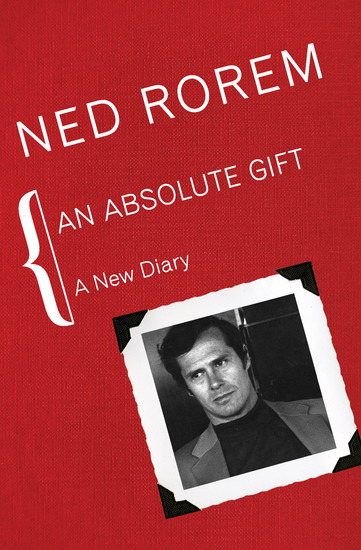 An Absolute Gift - A New Diary - cover