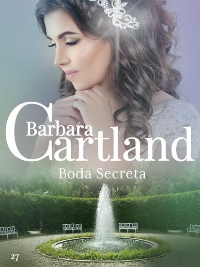 Boda Secreta - cover
