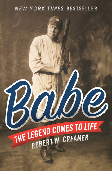 the life of the legendary babe ruth In the book, babe: the legend comes to life, by robert w creamer, it gives a detailed run down of babe ruth's life from when he was a boy in a religious school all his life, until the end of his successful life it talked about how successful he was as a baseball player, and how became the legend everybody remembers him of today.